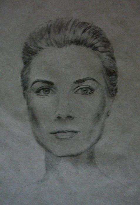 Grace Kelly by Coucou